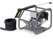 Profi benzínový vysokotlaký čistič Kärcher HD 728 B Cage - 3600W, 150bar, 35.5kg