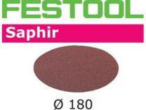 Brusné kotouče StickFix Saphir Festool STF STF D180/0 P50 SA/25 - 180mm, zrnitost P50, 25ks