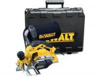 Elektrický hoblík DeWALT D26500K - 1050W, 82mm, 4kg, kufr