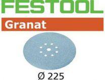 Zobrazit detail - Brusné kotouče StickFix Granat Festool STF D225/8 P220 GR/25 - 225mm, zrnitost P220, 25ks
