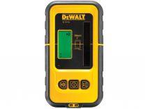Aku laserový detektor DeWalt DE0892 - 9V, dosah 50m, pro červené čárové lasery DeWalt