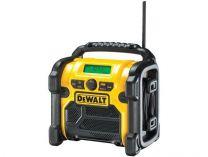 DeWALT DCR019 - 10.8V-18V, 2.8kg, aku stavební rádio bez aku