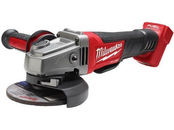 Aku úhlová bruska Milwaukee M18 CAG125X-0 - 125mm, 18V bez akumulátoru a nabíječky (4933443940)