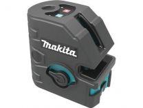 Křížový laser Makita SK104Z - 15m, 0.53kg, profi křížový laser