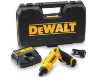 DeWALT DCF680G2 - 2x 7.2V/1Ah, 0.5kg, 4Nm, úhlový aku šroubovák