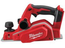 Milwaukee M18 BP-0 - 18V, 82mm, 2.7kg, bez aku, aku hoblík