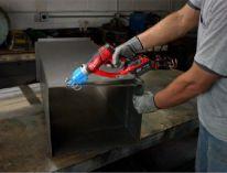 Aku nůžky na plech Milwaukee M18 BMS20-0 - 18V, 2.6kg, bez akumulátoru a nabíječky (4933447935)