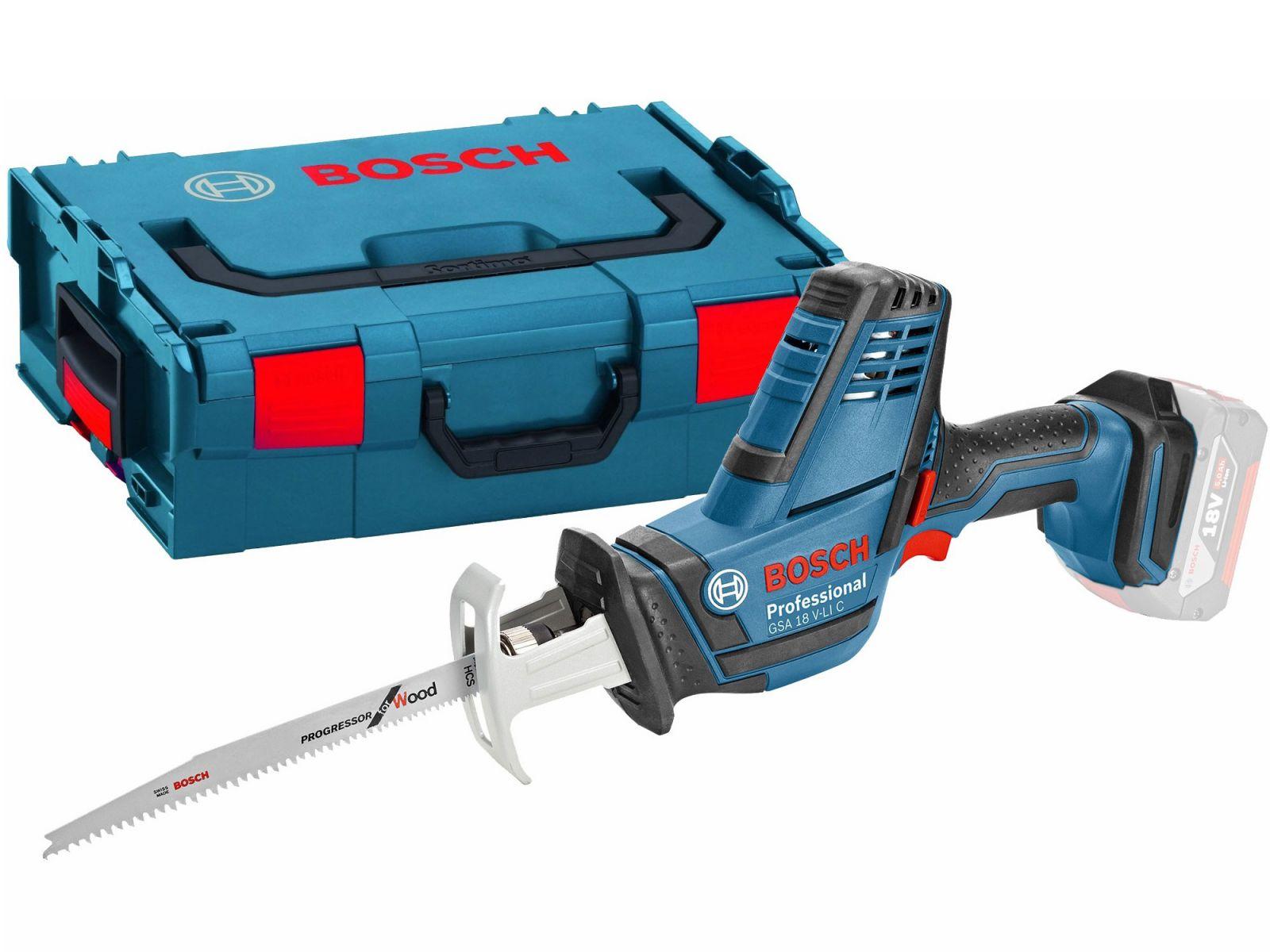 Bosch GSA 18 V-LI Professional Aku pila