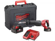 Zobrazit detail - Aku pila ocaska Milwaukee M18 BSX-402C - 2x 18V/4.0Ah, 4.0kg, kufr