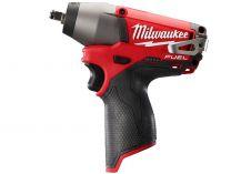 Milwaukee M12 CIW38-0 - 12V, 56Nm, bez aku, aku rázový utahovák s přesným kroutícím momentem