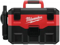 Aku vysavač Milwaukee M18 VC-0, 18V, 5.4kg, bez aku