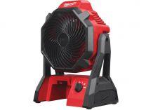 Aku mobilní ventilátor Milwaukee M18 AF-0 - 18V, bez aku