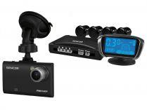 Parkovací senzory a kamery