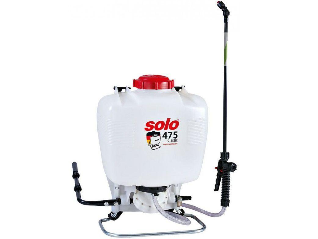 Ruční tlakový zádový postřikovač SOLO 475 Classic - 15L, 4 bar, 4.6kg
