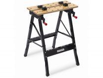 Univerzální pracovní stůl Kreator KRT672001, do 100kg