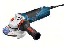 Úhlová bruska Bosch GWS 15-125 CIT Professional - 125mm, 1.500W, 2.4kg, 6stupňová předvolba otáček