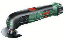 Zobrazit detail - Bosch PMF 10,8 LI aku multifunkční nářadí 1x aku 10,8V/2,0 Ah