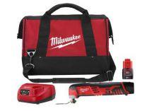 Aku multifunkční nářadí Milwaukee C12 MT-202B - 2x 12V/2.0Ah, 1.0kg, taška