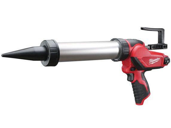 Aku vytlačovací pistole na tmely Milwaukee M12 PCG/400A-0 pro náplně 400ml, 12V, bez akumulátoru a nabíječky (4933441780)
