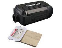 Plastový box na prach Makita 135246-0 pro brusku Makita BO3710, BO3711