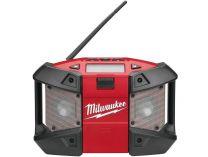 Milwaukee C12 JSR-0 - 12V, aku stavební rádio bez aku