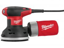 Milwaukee ROS 125 E - 300W, 125mm, 1.7kg, excentrická bruska