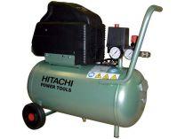 Olejový kompresor Hitachi EC68 - 8bar, 190L/min, 24L