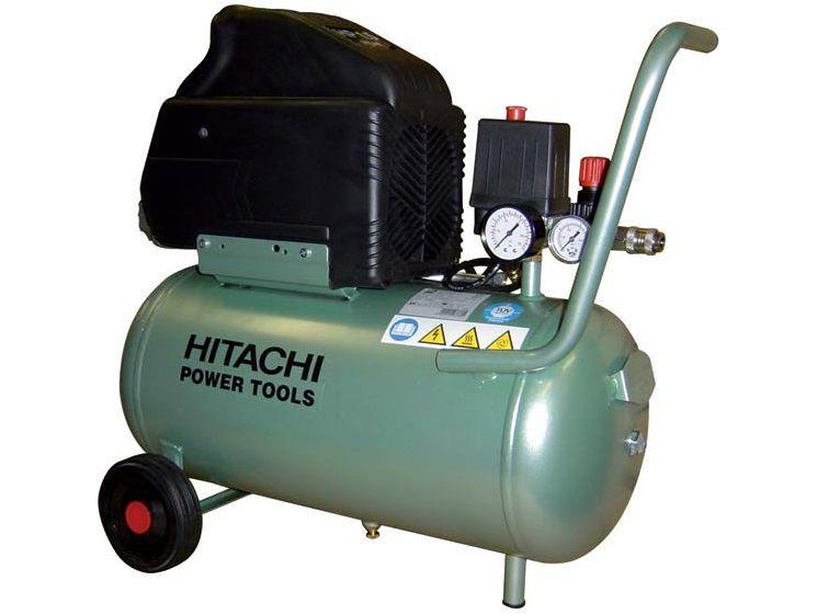 Hitachi EC68 Olejový kompresor