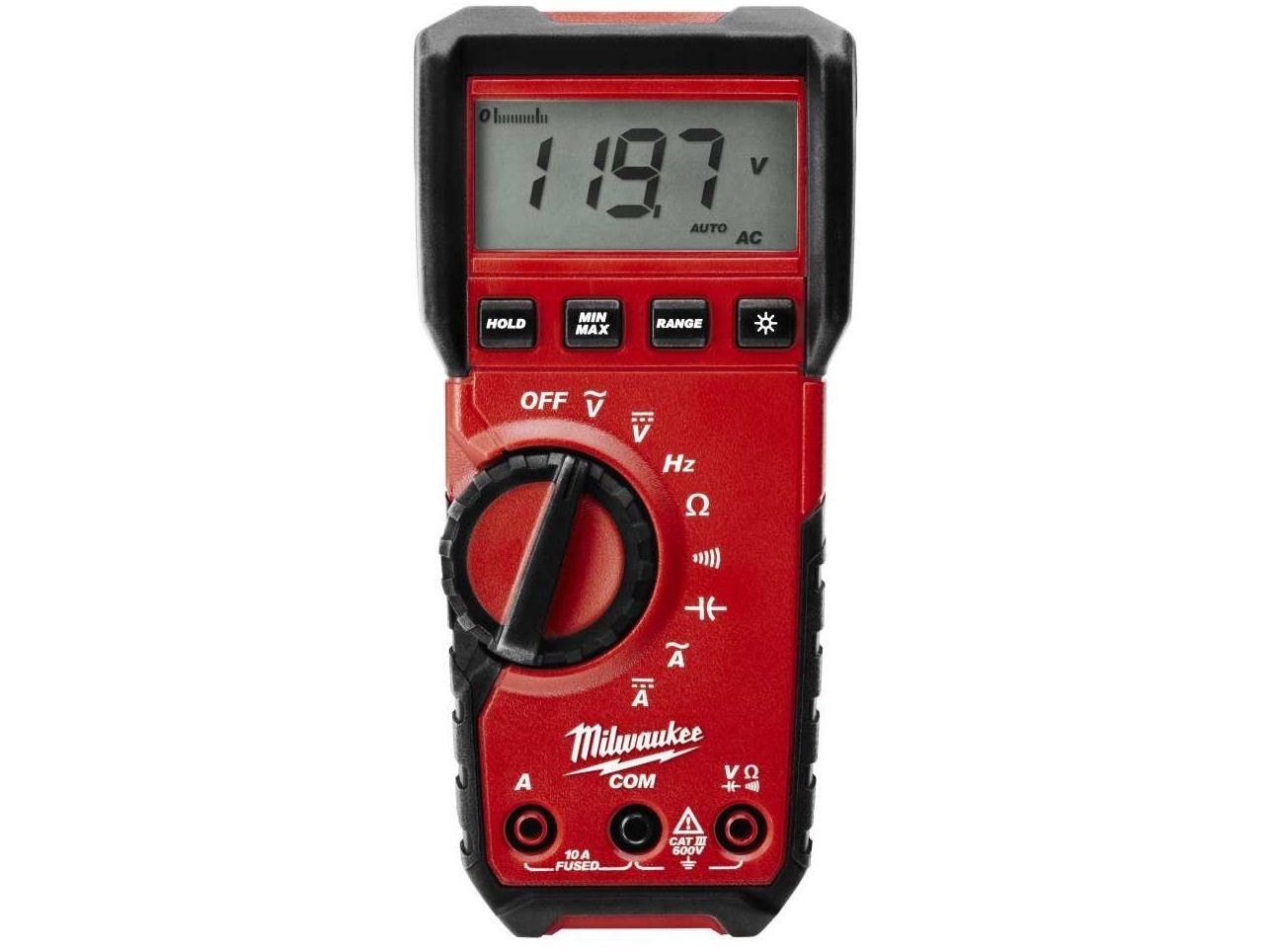 Multimetr Milwaukee 2216-40 - 0.4kg (4933427309)