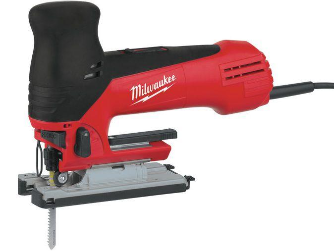 Přímočará pila Milwaukee JS 120 X - 710W, 26mm, 2.3kg, v kufru (4933381680)