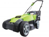 Aku sekačka Greenworks G40LM35K2 - 1x 40V/2.0Ah, 35cm, 50l, 16kg
