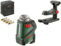 Bosch PLL 360 křížový laser se stativem MM 1