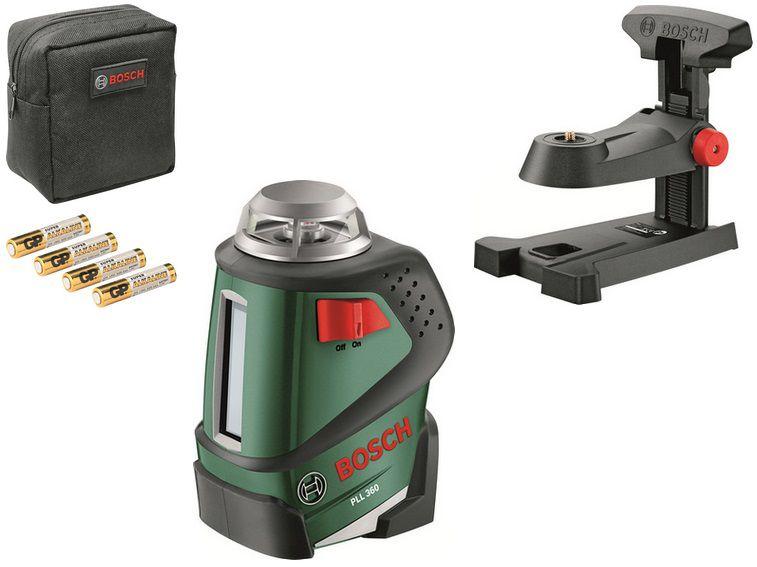 Bosch pll 360 k ov laser s ministativem mm 1 bosch hobby - Bosch pll 360 ...