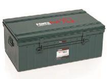 Kovový box na nářadí PowerPlus POWXQ9255 - 800 x 450 x 335 mm
