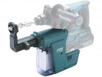 Makita DX02 systém pro odsávání prachu při vrtání pro kladivo Makita BHR/DHR243Z, BHR/DHR243RFJ