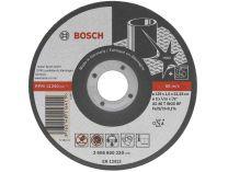 Řezný kotouč Bosch Rapido Long Life 115mm/1,0 na železo, kov a nerez