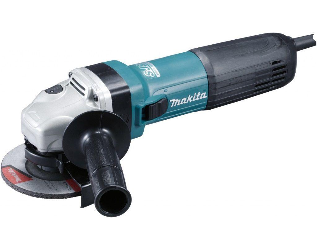 Úhlová bruska Makita GA5040R - 125mm, 1100W, SJS, 2.5kg