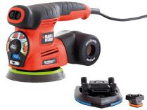 Multibruska Black-Decker KA280 - 220W, 125mm