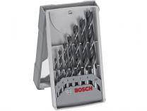 7-dílná sada vrtáků do DŘEVA Bosch X-Pro 3-10mm
