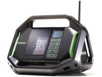 Aku stavební rádio Hitachi UR18DSALW4, 14.4/18V, 3.4kg, bez aku