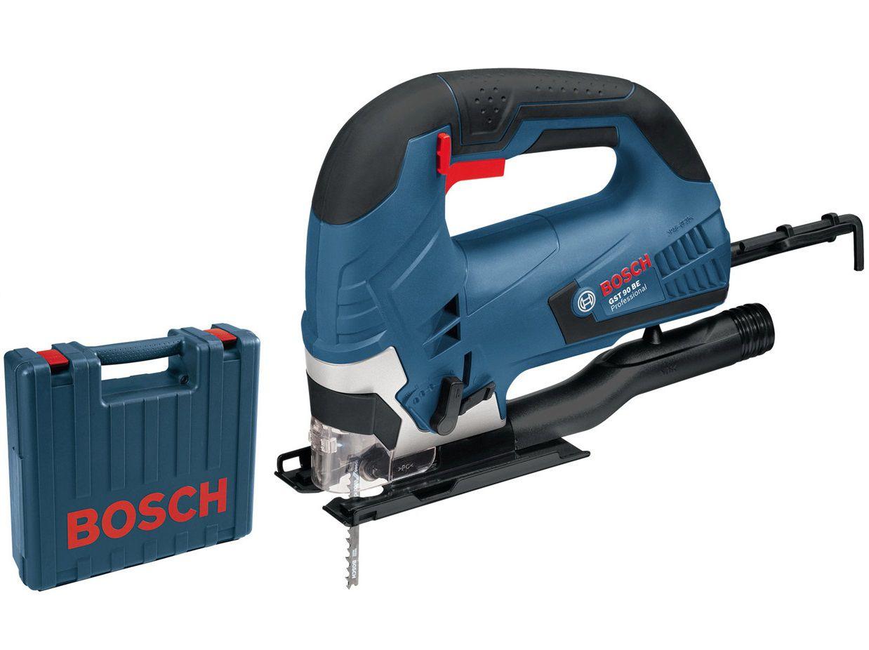 Bosch GST 90 BE Professional přímočará pila 650W, 90mm, 2.3kg + kufr (060158F000)