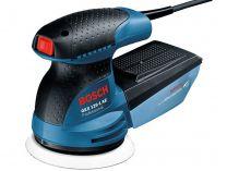 Bosch GEX 125-1 AE Professional - 250W, 125mm, 1.3kg, excentrická bruska