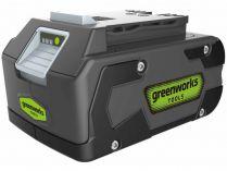 Akumulátor - baterie Greenworks G24B4 - 24V/4.0 Ah Li-ion