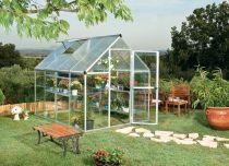 Palram hybrid 6x8 - polykarbonátový skleník 250 x 185 x 209cm