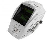 Samostmívací digitální svářecí kukla Magg ASK900 - solární článek + 2 výměnné baterie CR2450 lithium