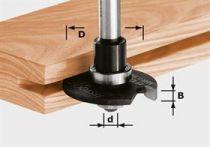 Náhradní kotouče pro drážkovací frézy Festool HW D40x2,8