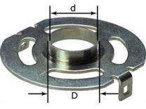 Kopírovací kroužek pro OF 1400 / VS 600 Festool KR-D 17,0/OF 1400