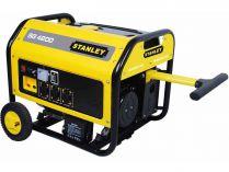 STANLEY SG 4200 - 4200W, 3x 230V, 92kg, rámová elektrocentrála - generátor