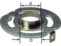 Kopírovací kroužek pro OF 1400 Festool KR-D 17,0/OF 1400