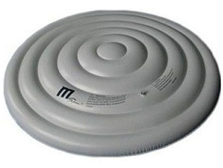 Nafukovací termokryt Mspa kruhový pro mobilní vířivky Mspa pro 4 osoby, 3kg (171140) Hanscraft
